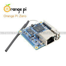 ORANGE pi ZERO H2 Quad Core Open-Source 256MB Scheda di sviluppo Raspberry Pi B C