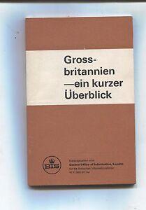 GROSSBRITANNIEN-ein-kurzer-Uberblick-April-1967-Landkarte