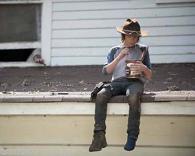 The Walking Dead Chandler Riggs 8x10 Photo 054
