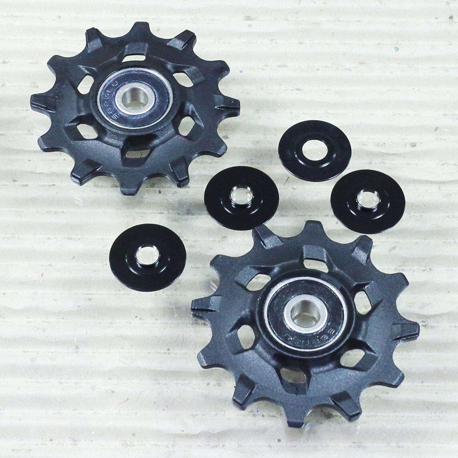 SRAM PULLEY SET - NUR für X01 X01DH X1 X1 X1 CX1 Schaltwerk - 11.7518.032.000 a90a37