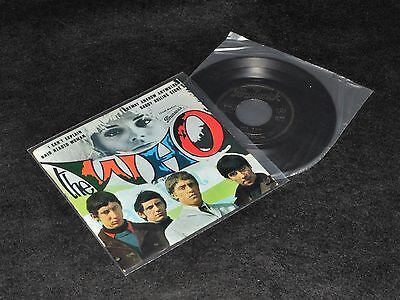THE WHO EP PS I Can't Explain France 45 1st France EP & PS 1965 NM/NM