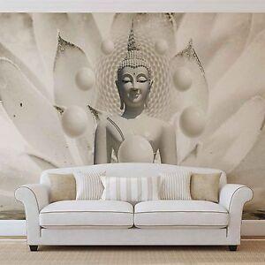 Tapete Vlies Fototapete Religion Buddha Zen Buddhismus Lotus Blute