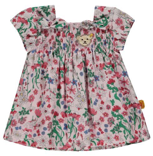 "STEIFF® Mädchen Tunika T-Shirt Blumenprint Bär /""Wildflowers/"" 68-116 S 2019 NEU!"