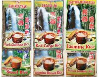 5 Pounds Asian Taste Rice Product Of Thailand Authentic Pick One