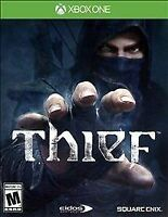 Thief (Microsoft Xbox One, 2014) BRAND NEW - FACTORY SEALED --FREE SHIPPING