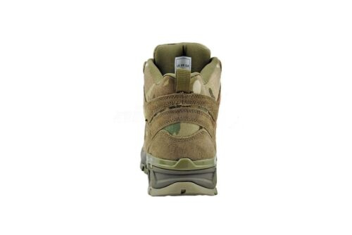 MULTICAM TACTICAL BOOTS ARMY OUTDOOR Freizeit STIEFEL Squad 5 inch Gr. 45