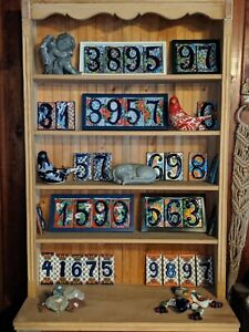 Talavera-Address-Plaques-House-Numbers-Wall-Decor-Home-Decor-Ceramic-Tile