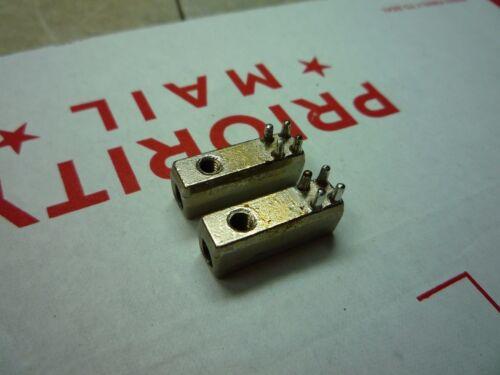 JL AUDIO 500//5 V1 SLASH TERMINAL BLOCKS PAIR!!! SPKR, REMOTE