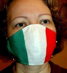 mascherin-lavabili-bandiera-ITALIANA-Cotone-con-tasca-Filtro-INCLUSO-SARTORIALE