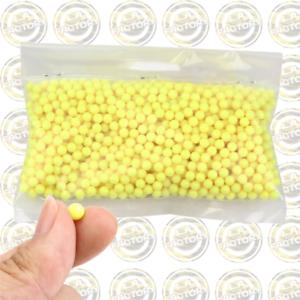 1000PCS-Yellow-Hard-Airsoft-Pellets-BB-Strikeball-0-12g-6mm-Tactical-BB-Balls