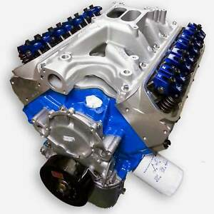 Details about 427 Small Block Ford Custom Stroker Crate Engine Complete  Mustang 351W - 500HP