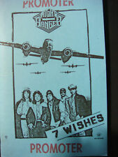 Nightranger Production Tour Book MAKE AN OFFER!