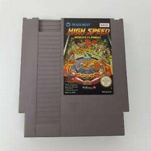 High-Speed-Pinball-NES-Nintendo-Entertainment-System-Video-Game-Cartridge