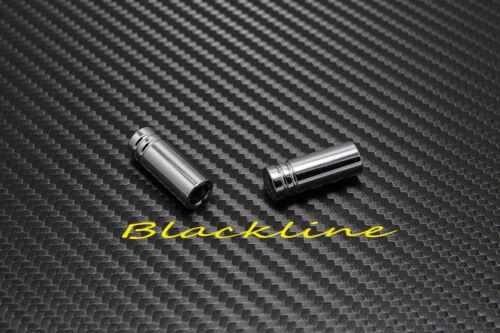 For 08-14 Mercedes C Class W204 C63 AMG C250 C350 Metal Rear Door Knob Lock Pins