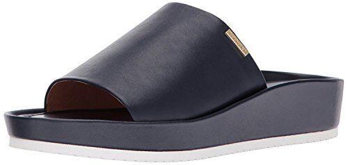 Calvin Klein Damenschuhe Hope Toe Ring Sandale- Pick SZ/Farbe.