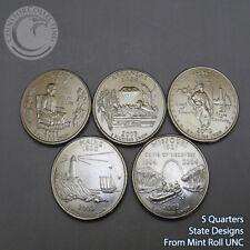 Gem Unc Roll 40 Coins 2003-d Alabama State Quarters~we Have Unc Rolls~free Shi