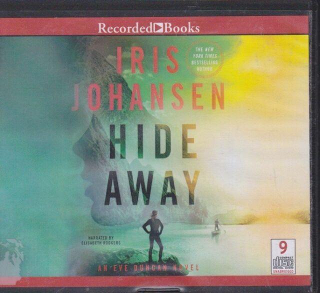 HIDE AWAY by IRIS JOHANSEN~UNABRIDGED CD AUDIOBOOK