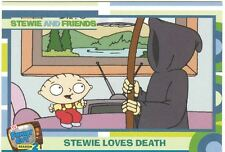 Family Guy Season 2  Stewie And Friends Chase Card BL3