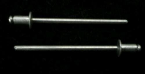 500 1//8 Aluminum USA Made Gesipa Pop Rivet Fasteners