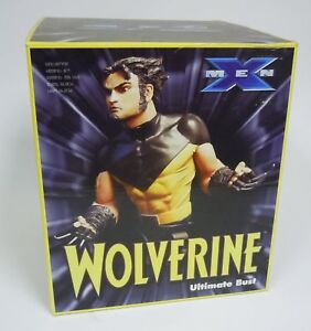 Diamond-Select-Wolverine-Ultimate-Bust-NEW-Only-7500-Made-X-Men-Logan