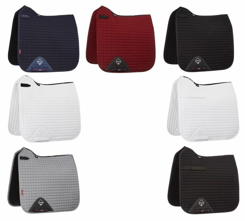 LeMieux ProSport Dressage Square  (D-Ring) Saddle Pad  Cloth 1277P  factory outlet store