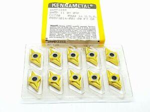 X10-Kennametal-Dnmp-110404K-331K-Carbid-Einsatz-Grad-KC730-Drehung-Spitzen-25