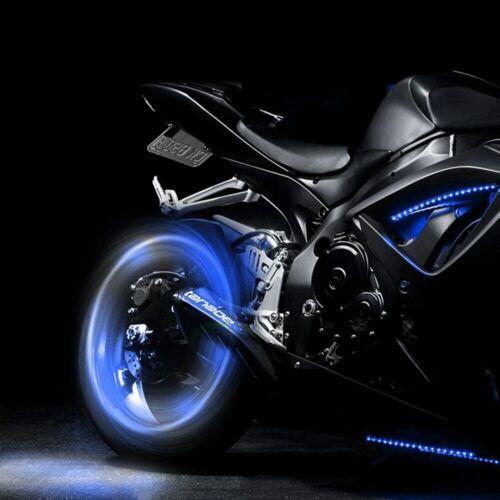 Car Wheel LED Light Motocycle Bike Tire Valve Cap Decorative Lantern Neon Lamp
