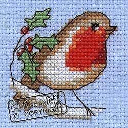 Robin stitchlet par MOUSELOFT (sans carte)  </span>