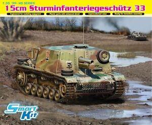 DRAGON 6749 Maquette 15cm Sturminfanteriegeschutz 33