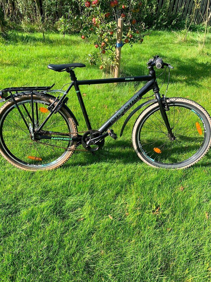 Drengecykel, mountainbike, Nishiki