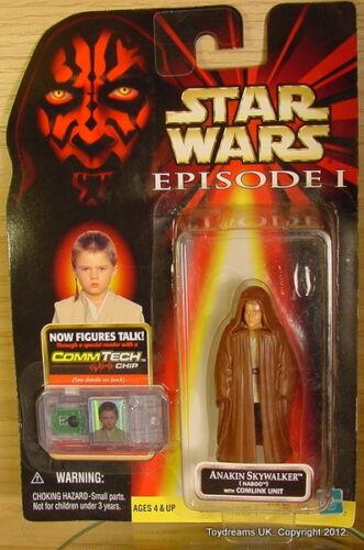 STAR WARS EPISODE 1 Anakin Skywallker Young Boy Jedi MOC!
