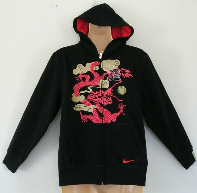 hot products hot sales watch SPECIAL~Nike CHINESE NEW YEAR OF THE DRAGON HOODY Sweat Shirt Jacket~YOUTHS  sz M