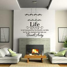 Wall Stickers Art Decals Mural Decor Home Room DIY Decoration Gift 1