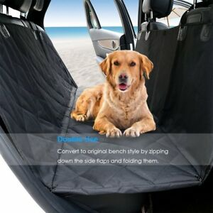 Interior Accessories Red Waterproof Pet Dog Car Seat Cover Pad Pet Rear Seat Cushion Mat Blanket Hammock Safe Dog Car Seat Back Foldable Protector 100% Original Automobiles & Motorcycles