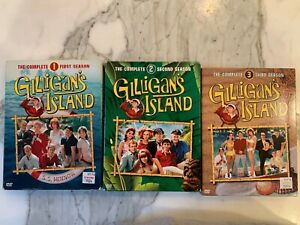 Gilligans-Island-The-Complete-Seasons-1-3-DVD-9-Disc-Set