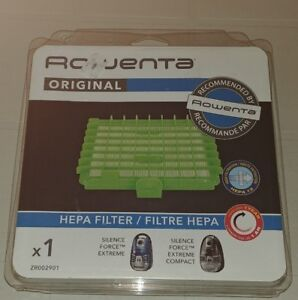 Original Rowenta Hepa 13 Filter Silence Force Extreme Compact Zr002901 Ebay