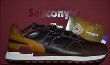 WOLVERINE X SAUCONY SHADOW ORIGINAL '1000 MILE' (S70291 1) 10.5 LIMITED RELEASE