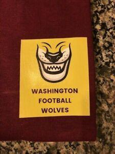 Washington Football Wolves ™ Shirt