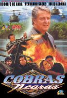 Cobras Negras (dvd, 2006)