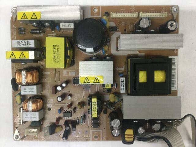 Samsung 32 LNT3242HX LNT2642HX BN44-00192A LCD Power Supply Board