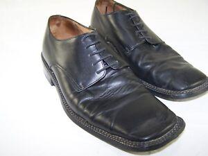 5 Giorgio Crafted Mens Valenti Leather 1 Hand Size 9 2 Black Collezioni Shoes 9 SqUMGzVp