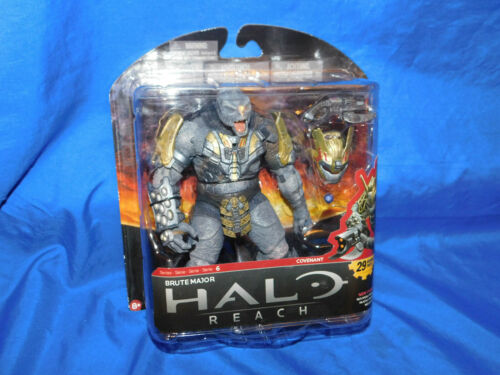 McFarlane Toys Halo Reach Series 6 Covenant brute MAJOR NEW IN BOX