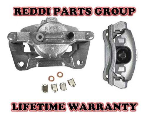 Brand New Front Brake Calipers Pair set fit Grand Caravan Town /& Country Liberty