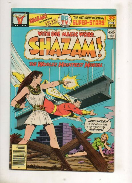 Shazam 25 Sep Oct 1976 Dc For Sale Online Ebay