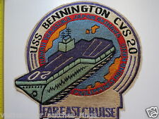 XXL , USS RANGER CVS-20 BENNINGTON FAR EAST CRUISE 1971 , 7th Fleet Task Force