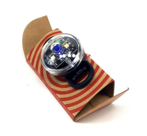 Planet Bike Button Blinky Bicycle Head Light