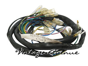 honda passport c50 c70 c90 harness wiring looms cc ebay. Black Bedroom Furniture Sets. Home Design Ideas