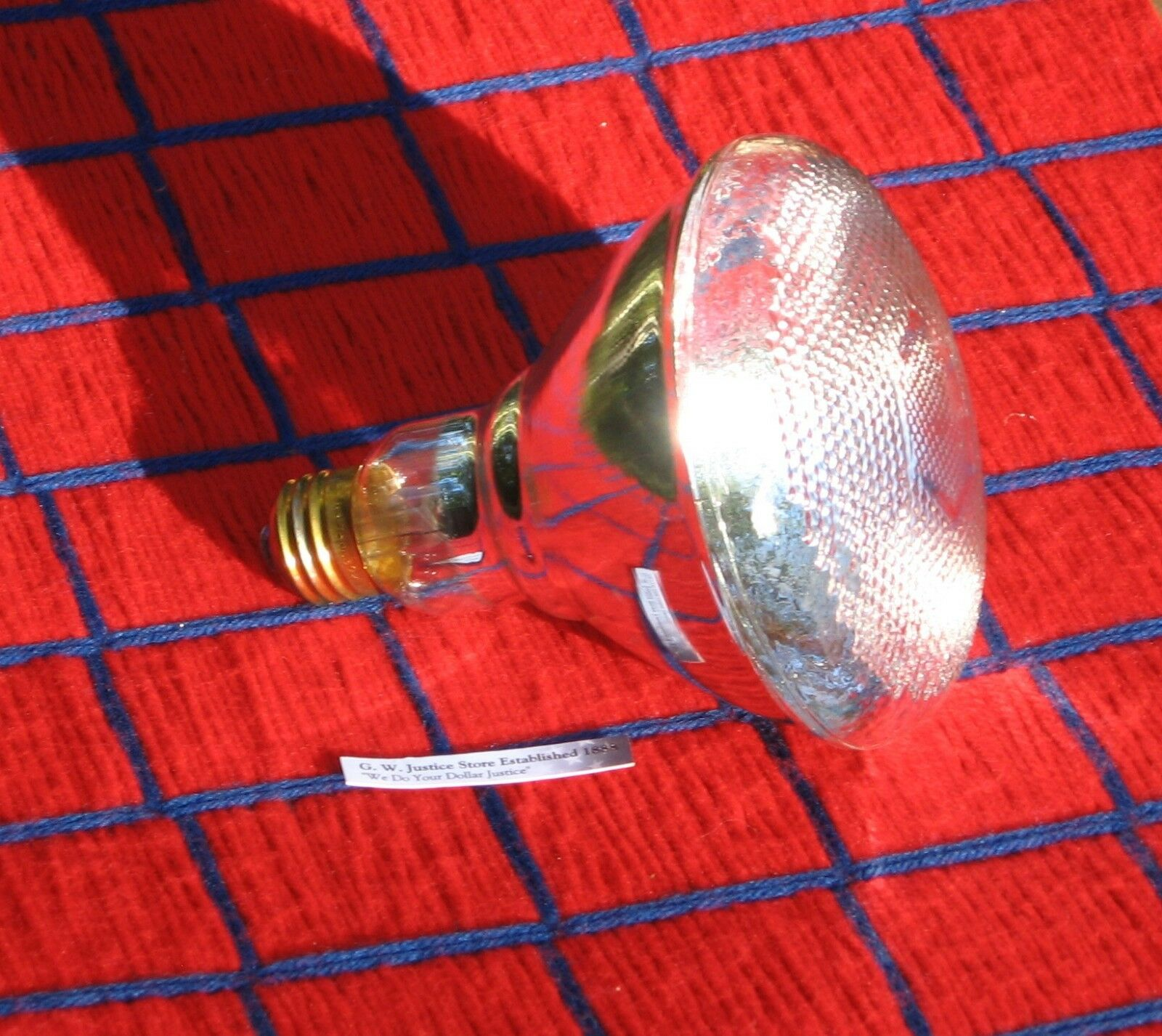BOX of 4 new OUTDOOR 150w FLOOD light bulb BR38 PYREX 150BR38 FL sub PAR38 130v