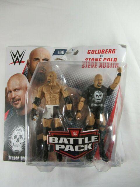 Wwe battle pack figures-series 60-mattel-new-boxed