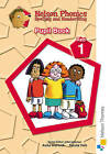 Nelson Phonics Spelling and Handwriting Pupil Book Red 1 by Anita Warwick (Paperback, 2010)